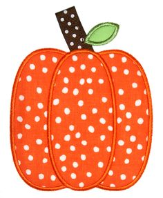 Check out our pumpkin applique selection for the very best in unique or custom, handmade pieces from our sewing & needlecraft shops. Pumpkin Applique, Patch Aplique, Craft Show Ideas, Applique Designs, Embroidery, Sewing, Trending Outfits, Sweet, Handmade Gifts