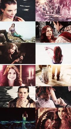 Once Upon a Time | Ariel where she showed up, wish there would be more of her!