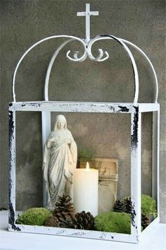 Find Catholic events in your diocese or while you're on vacation! Explore Catholic events, connect with other Catholics and discover the beauty of our faith here! Religious Icons, Religious Art, Marian Garden, Catholic Altar, Prayer Corner, French Country Christmas, Blessed Mother Mary, Prayer Room, Advent