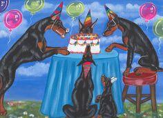 Dober birthday party :)
