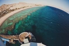 acuario submarino en el desierto de Eilat!