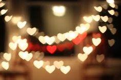 bokeh hearts of light