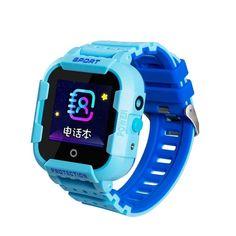 KidSafe Pro kék gyerek okosóra, IP67 vízálló, kamera, GPS és WIFI pozicionálás, színes érintő kijelző.  #gyerekokosóra #KidSafe #Pro #Malbini #akció #webáruház Malm, Instagram Shop, Smartwatch, Kids Smart, Wifi, Touch, Sport, Cameras, Smart Watch