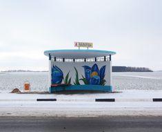 Les jolis abris bus biélorusses - Creators