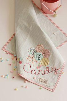NanaCompany Penny Candy Tea Towel