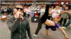 #VR #VRGames #Drone #Gaming Your Daily Explore 360 VR Fix: 360 Music Video- This Summer - Roomie -Maroon 5 Cover cover, daily, Explore, fix, game design, google cardboard, Maroon, music, Roomie, Summer, video, virtual reality, VR, vr 360, vr games, vr glasses, vr gloves, vr headset, vr infographic, VR Pics, vr real estate #Cover #Daily #Explore #Fix #Game-Design #Google-Cardboard #Maroon #Music #Roomie #Summer #Video #Virtual-Reality #VR #Vr-360 #Vr-Games #Vr-Glasses #Vr-Gl