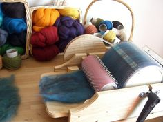 Awesome Drum Carder!