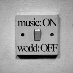 Music can turn a bad mind to good one.