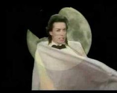 Tim Curry, the Grand Wizard, sings about Halloween. If the inane lyrics don't get you, the fact that they used every special effect available in the 1980s will.