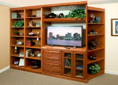 Media center with endless storage