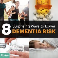 Dementia: 8 Unexpected Ways to Lower You Risk - Dr. Axe