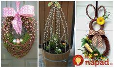 Krásne nápady na tohtoročnú veľkonočnú výzdobu, ktorá očarí skutočne každého. Nazbierajte si pár vetvičiek, prvé jarné bahniatka a tieto úžasné nápady môžu zdobiť aj váš domov. Inšpirujte sa, z týchto dekorácii si vyberie každý!