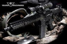 Wilson Combat | Recon SR Tactical