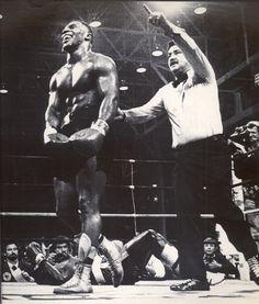 """'Iron' Mike Tyson"""""""