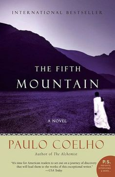 The Fifth Mountain?  I've read almost all of his books, but this one is my favorite.