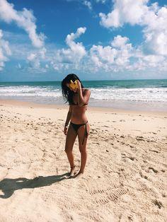 Inspiração Para Foto Sozinha Na Praia Mar Sol Areia Tumblr