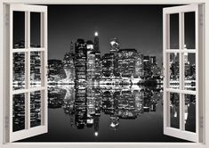 i would like my room to have a theam for it and i choose NYC so here is a very cool idea that i might do
