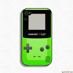 Iphone 4 Case  Gameboy Case for Iphone 4 and Iphone by fundakcases, $14.99