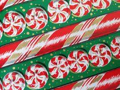 Santa Coke Wrapping Paper Coca-Cola Christmas | Vintage Wrapping ...