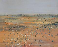 Fred Williams - Burt Landscape, You Yangs