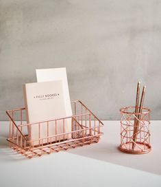 Keeping tidy never got this chic Our rose gold finish pen pot and desk organiser is a perfect blend of elegance and utility Keeping tidy never got this chic Our rose gold finish pen pot and desk organiser is a perfect blend of nbsp hellip