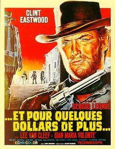 Western Spaghetti Movie Posters