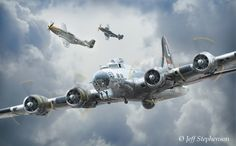 Yankee Lady and Little Friends by Jeff Stephenson.