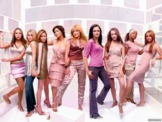 2003 Vanity Fair... SO interesting to see how all of them ended up.. it's like ever other one is either cray cray, or they have actually accomplished something in their lives...