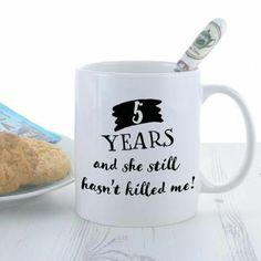 tasse personnalisée, un cadeau avec sens d'humour