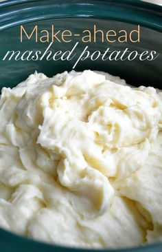 Click to get my recipe for deliciously creamy make-ahead mashed potatoes, learn 3 tips for hosting a stress-free holiday meal, and enter a #samsclub sweepstakes that can help you #partylikeapro. Sponsored by Sam's Club®.