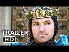 KING ARTHUR Official Trailer # 2 (2017) Guy Ritchie Action Movie HD - YouTube