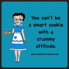 Betty Boop comments, smart cookie, funny and true quotes, life quotes