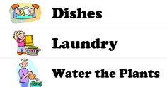Printable Schedule - Chores.pdf