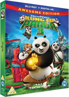 Buy Kung Fu Panda 3 on Blu-ray at Mighty Ape NZ. In one of the most successful animated franchises in the world returns with its biggest comedy adventure yet, KUNG FU PANDA When Po's long-lo. Kung Fu Panda 3, Jack And Jack, Jack Black, Mary Poppins 1964, Blu Ray Movies, New Movies, Watch Movies, Family Movies, Cartoon Movies
