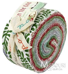 In from the Cold Jelly Roll from Missouri Star Quilt Co