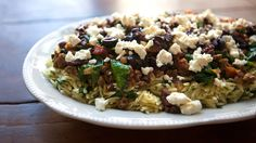 """I just discovered this amazing recipe """"Greek"""" Lamb with Orzo by Chef Amanda and Merrill!"""