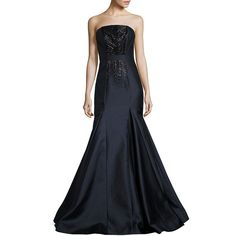 David Meister Evening Gowns Petite