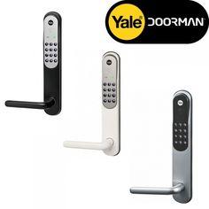 Yale Doorman V2 ( versjon 2 ) digital boliglås – Her har du komplett kodelås løsning fra Yale Doorman til Norges billigste pris? Kr. 2.799,- Vi har også ekstraustyr fra Verisure for å kunne åpne døren fra mobilen eller kople til eksisterende Verisure løsni
