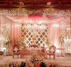 Wedding Stage Backdrop, Wedding Backdrop Design, Wedding Stage Design, Wedding Hall Decorations, Backdrop Decorations, Ceremony Backdrop, Backdrops, Wedding Carriage, Luxury Wedding Decor