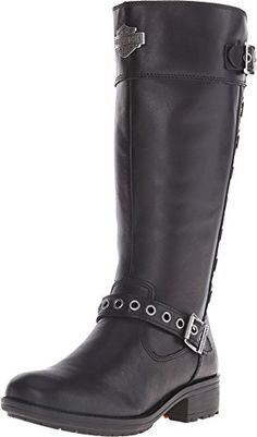 d329788016a54a Harley-Davidson Women s Annadale Motorcycle Boot