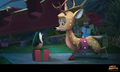 Projects: Merry Madagascar