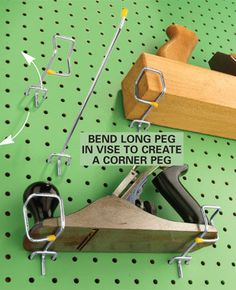 Yes, a vise will be worth the money invested. No question. Corner-on Pegboard Hooks style