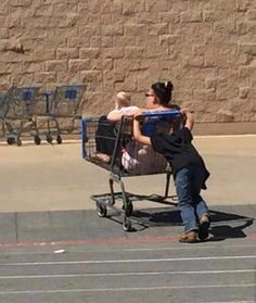 Check out these 16 weird and funny people of Walmart that you won't believe exist on this planet. You can laugh after seeing these funny Walmart pictures.