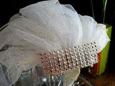 bachelorette veil, bachelorette party veil, bachlorette accent veil, silver sparle  veil shower, bridal party veil, hen party veil , veil by SuspendedStar on Etsy