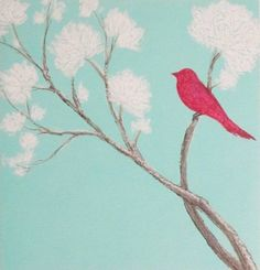 In Full Bloom by WhimsyDayzee on Etsy, $40.00