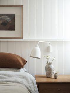 At Home with Designer Cushla McFadden | Australian Interiors | est living One Bedroom, Bedroom Decor, Step Inside, Minimalist Interior, Interiores Design, Home Projects, Interior Inspiration, Interior Architecture, Living Spaces