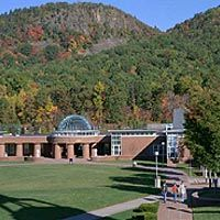 Quinnipiac University, Hamden, CT. A beautiful setting for a school