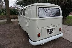 Wedding Car Sidcup | The White Van Wedding Company | Kent Wedding Vans, Wedding Car Hire, Wedding Company, Vw Campervan Hire, Car Cost, Quirky Wedding, White Vans, Retro Cars