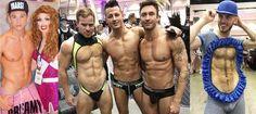 #ManCrushMonday: Meet the Hot Guys of RuPaul's DragCon - The WOW Report