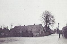 Boerderij van Andriessen hoek Laarderweg Prinsenstraat 1930?